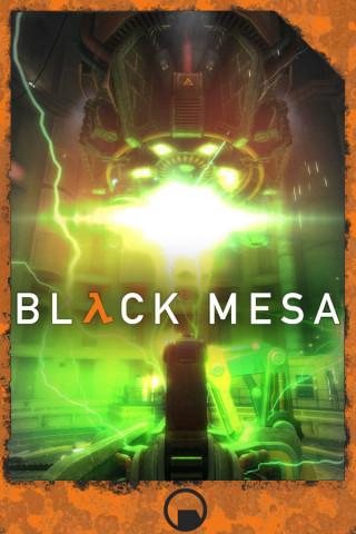 Постер Black Mesa